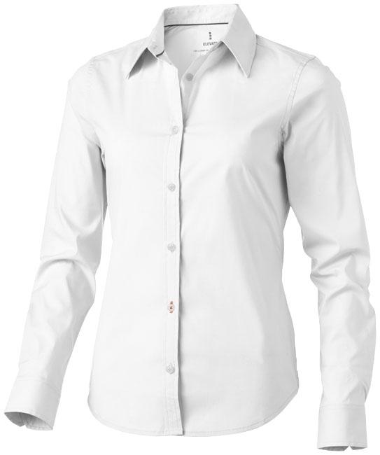 Chemise publicitaire Hamilton pour femme - chemise personnalisable