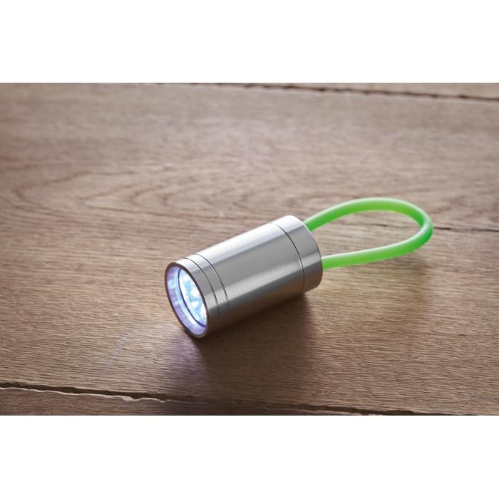 Lampe torche personnalisée Glow - vert