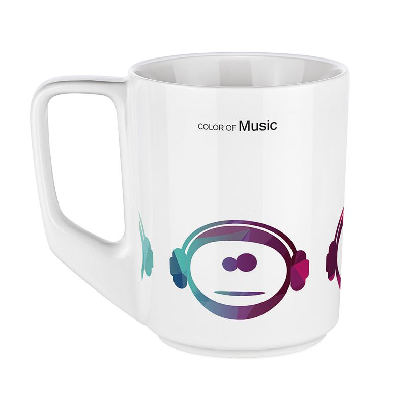 Mig publicitaire Pics Solid - mug personnalisable