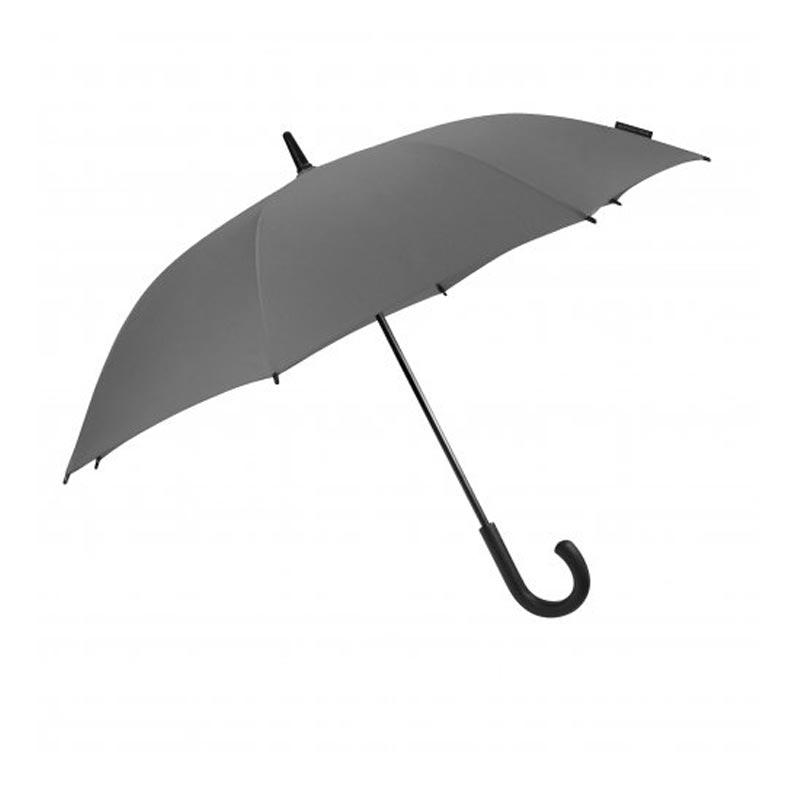 Parapluie publicitaire Foggy - gris