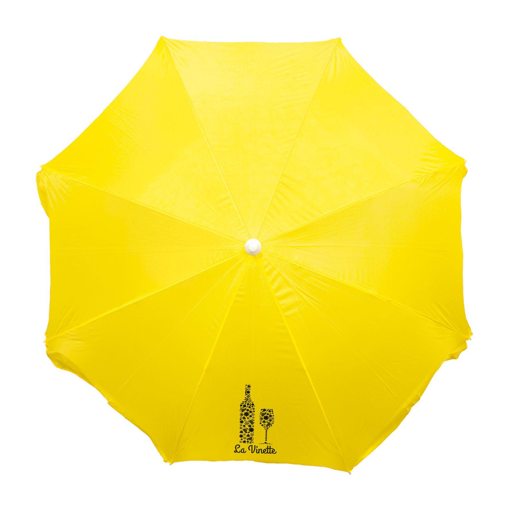 Cadeau publicitaire - Parasol publicitaire Plein Soleil