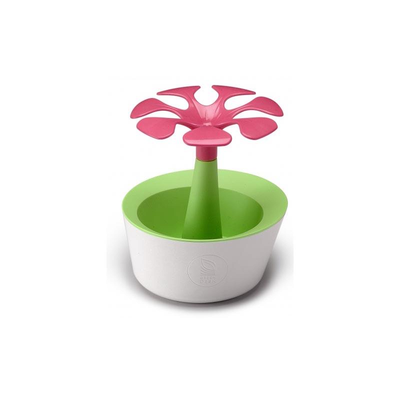 Pot à crayons publicitaire FloPop - cadeau publicitaire écologique