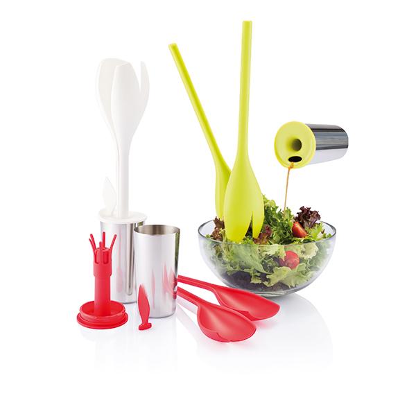Cadeau publicitaire cuisine - Ensemble à salade Tulip