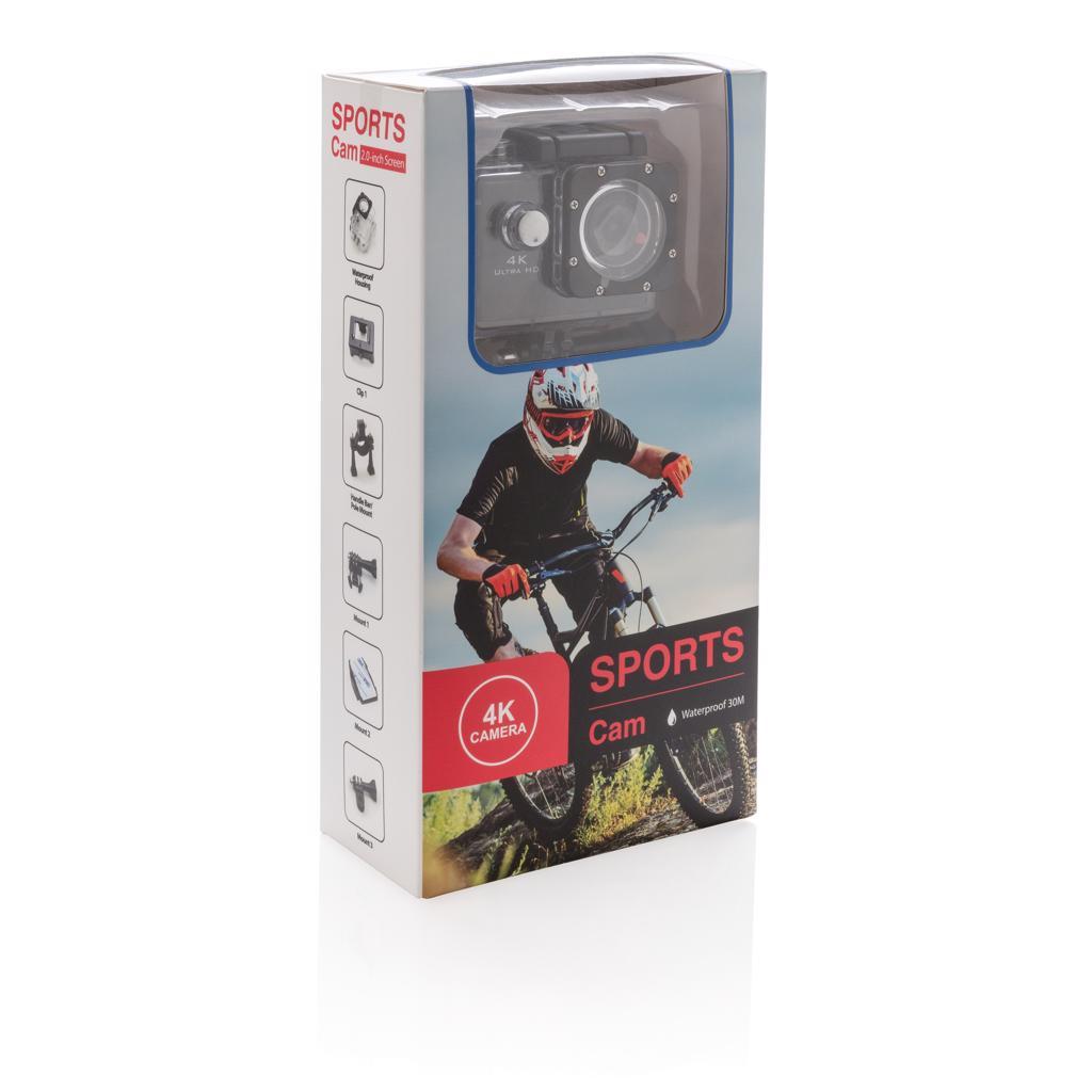 cadeau publicitaire high-tech - caméra d'action publiictaire 4k
