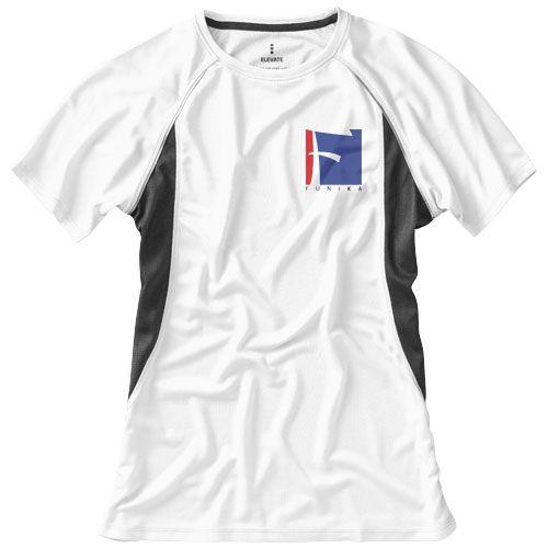 T-shirt cool fit manches courtes pour femme