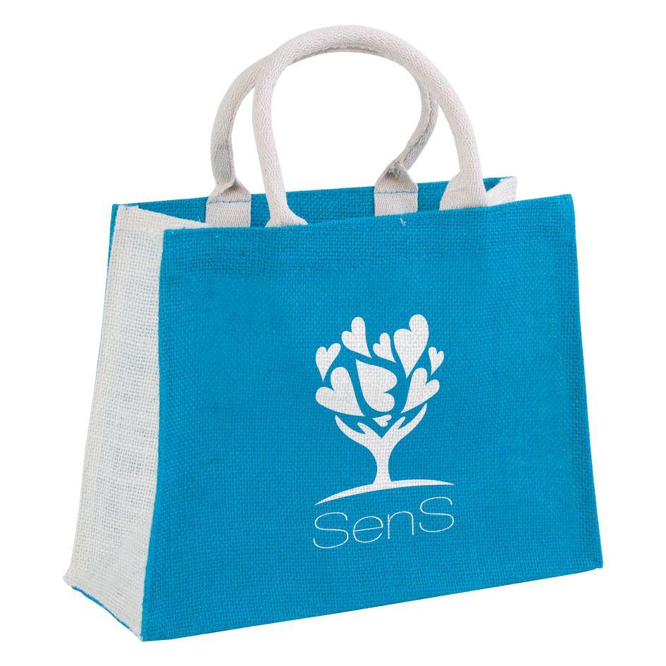 Sac shopping publicitaire écologique Tanzanio - objet publicitaire