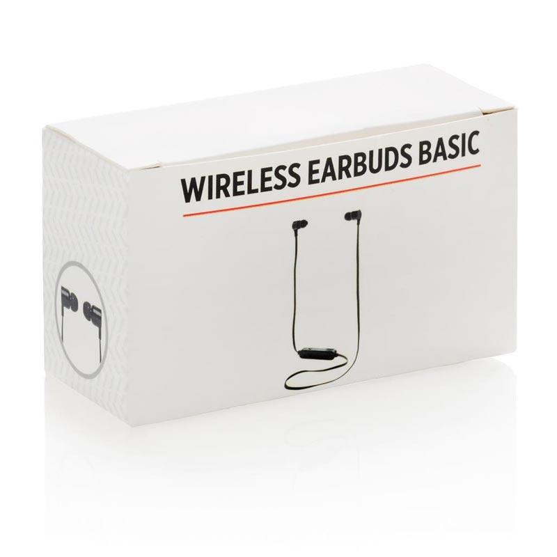 Packaging pour oreillettes publicitaires sans fil Mouv
