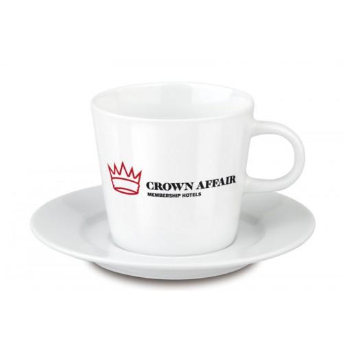 vaisselle publicitaire - tasse porcelaine personnalisable Fancy