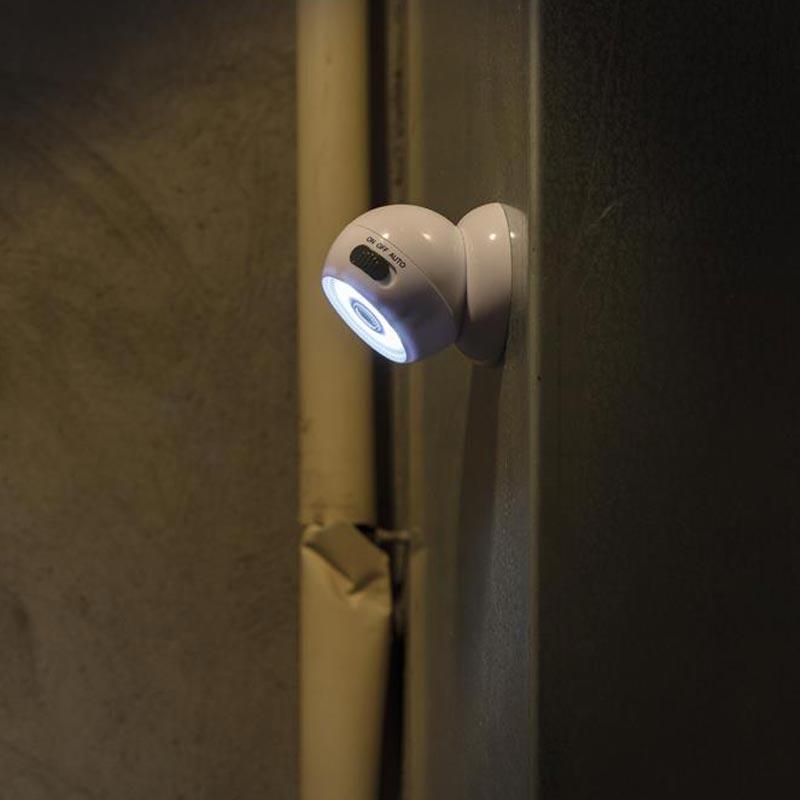 Lampe COB détecteur de mouvement Jibb