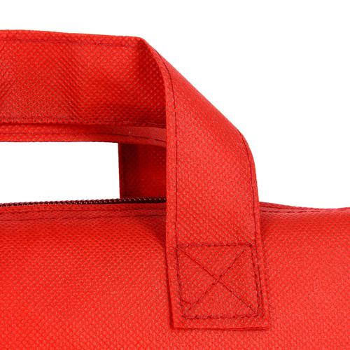 Sacoche  publicitaire  ESSENTIAL - Sacoche pour séminaire - rouge
