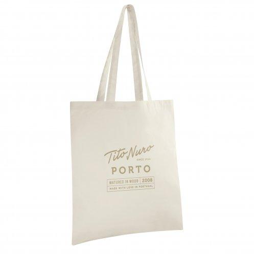 Sac shopping personnalisé écologique BIO TRENDY en coton bio