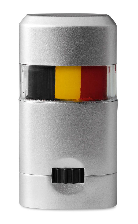 Goodies foot - Stick maquillage noir jaune rouge