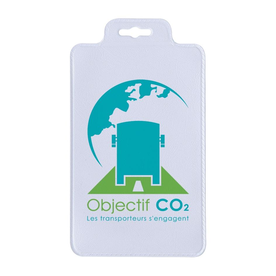 Porte-badge promotionnel Looky - porte-badge personnalisable
