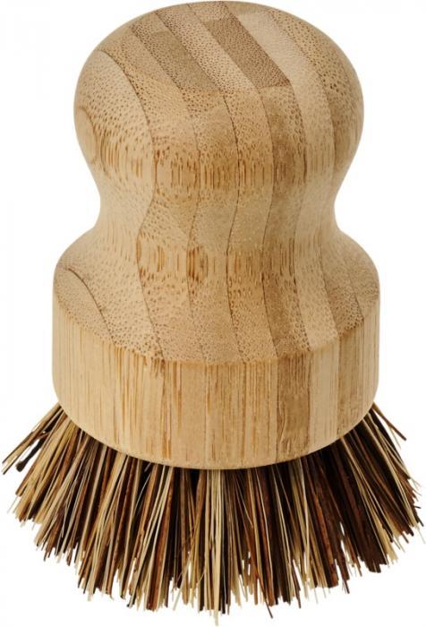 Accessoire de cuisine écologique - Brosse à vaisselle Thimo en bambou