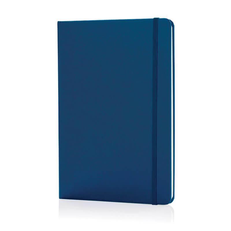 Carnet de notes A5 Basic - bleu