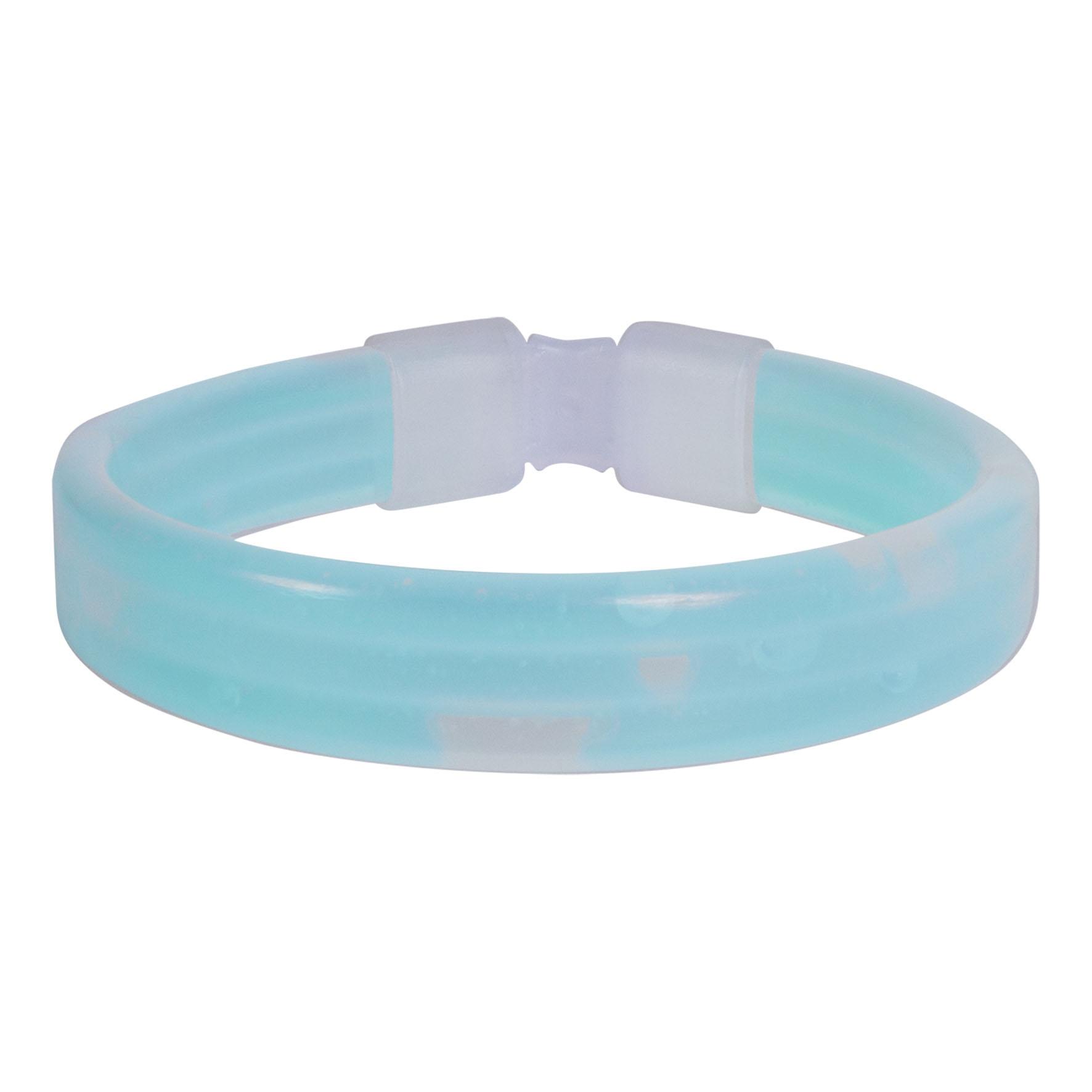 Goodies-Gadget - Bracelet lumineux publicitaire Eclat