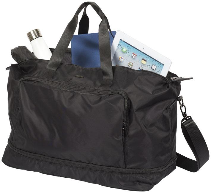 """Sac publicitaire extensible pour ordinateur 15"""" Stretchy - sac pour ordinateur personnalisable"""