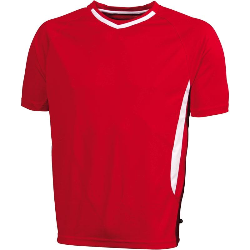 Maillot publicitaire sport Team Unisexe Ronaldo - Objet publicitaire textile - vert
