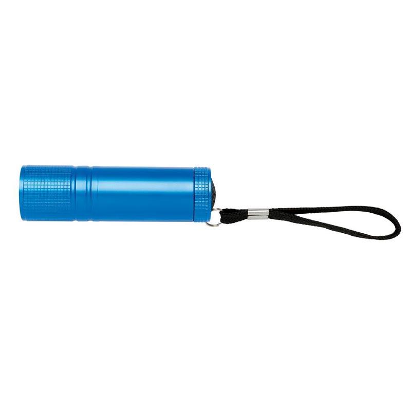 Lampe torche personnalisé COB Fortissimo - bleu