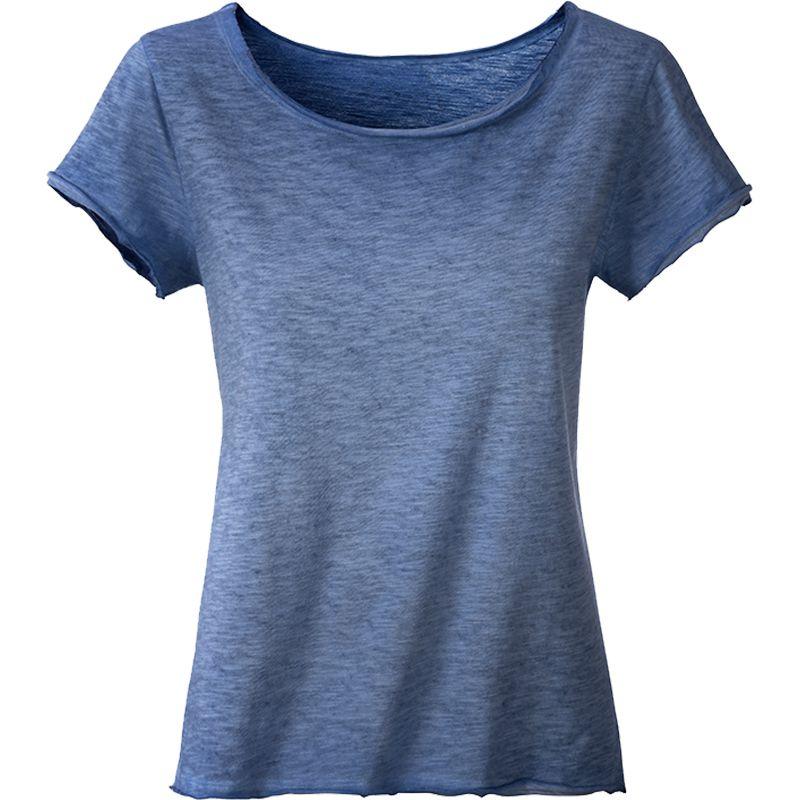 T-shirt bio personnalisé Femme Vicky - Tee-shirt personnalisé