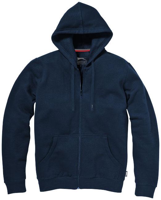 Sweater capuche full zip femme Open
