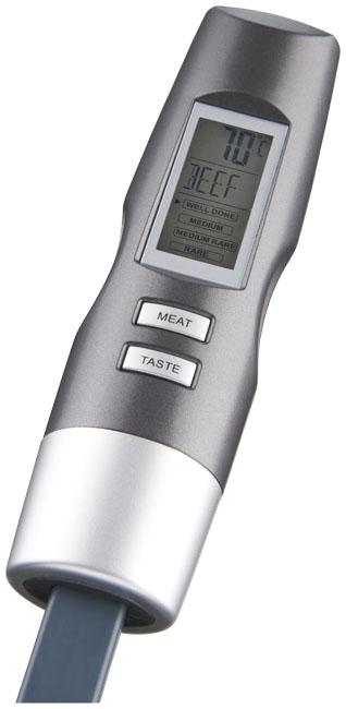 Cadeau d'entreprise - Thermomètre personnalisé digital Wells