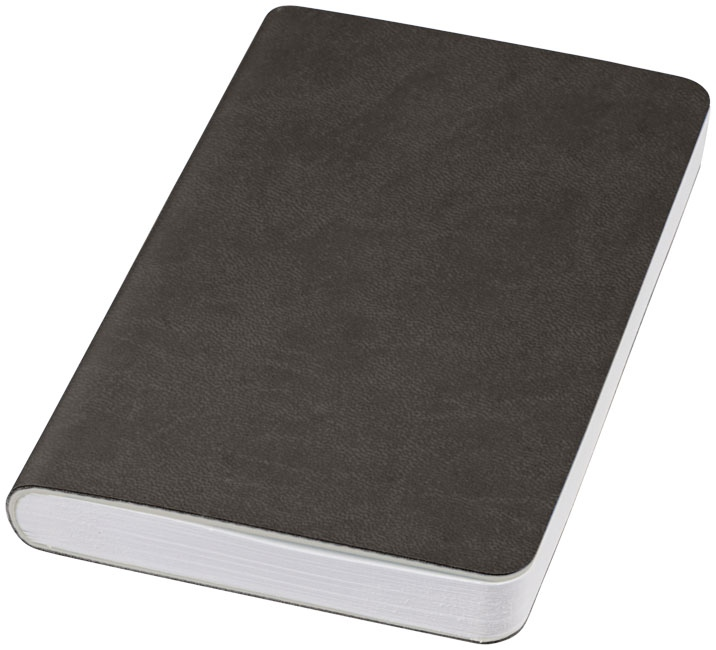 Bloc-notes personnalisé de poche Reflexa 360° noir