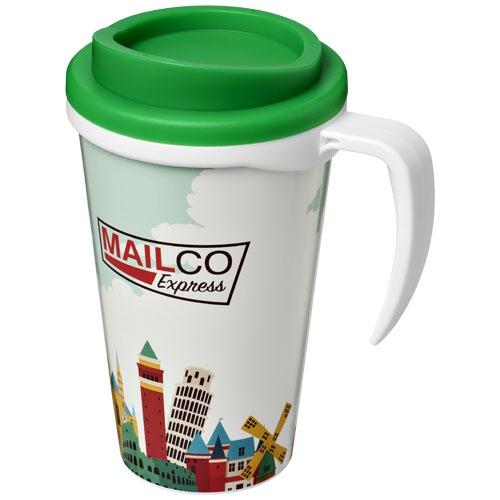 Mug isotherme publicitaire Brite-Americano® grande 350 ml - Mug personnalisable