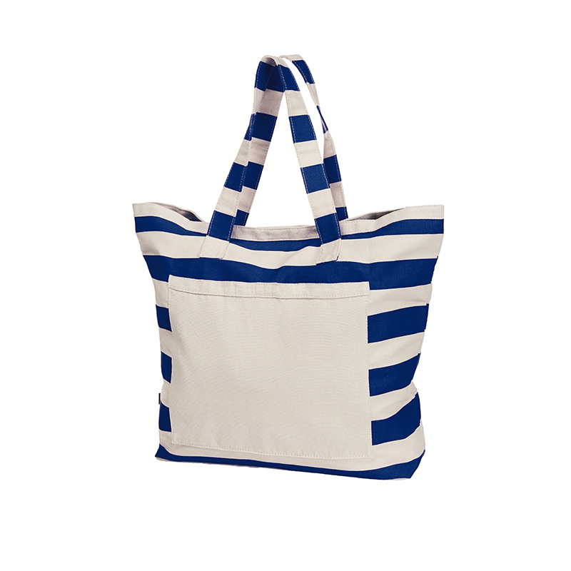 Sac shopping publicitaire Beach marine