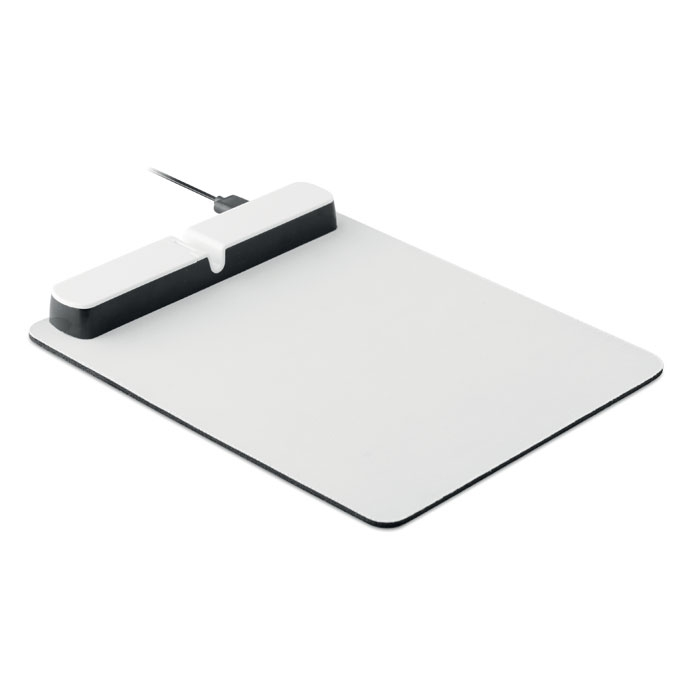 cadeau publicitaire - tapis de souris publicitaire 3 ports USB Techpad
