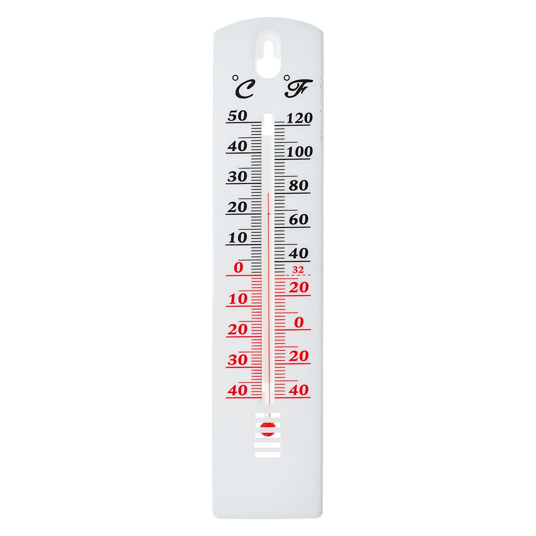 Goodies - Thermomètre publicitaire Beau fixe