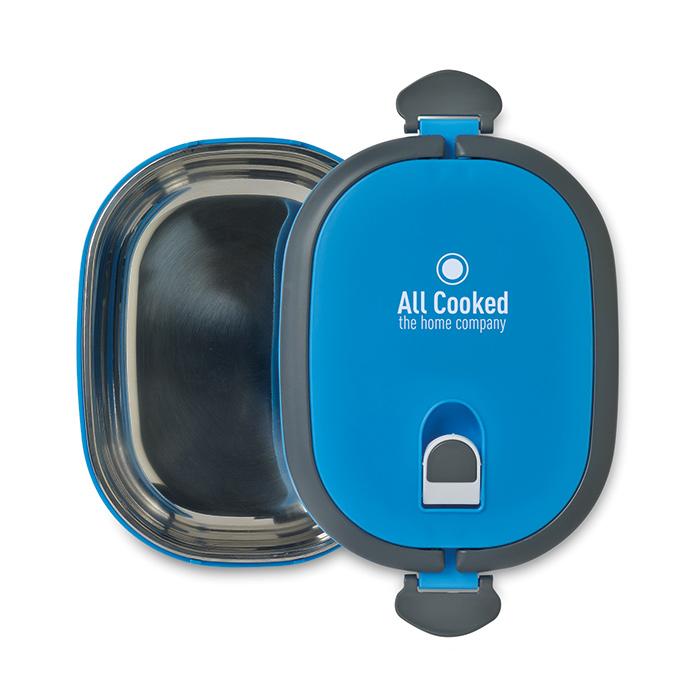 Lunch box publicitaire Delux - cadeau d'entreprise personnalisable