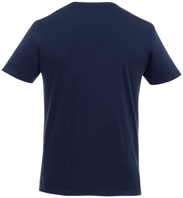 T-shirt publicitaire manches courtes Finney - Campagne promotionnelle