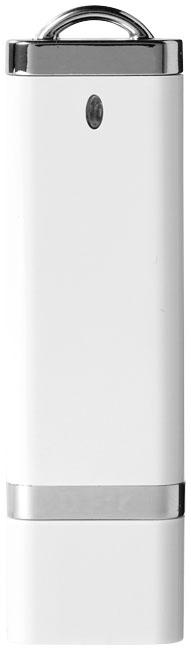 Clé USB publicitaire 4 Go Flat - Clé USB publicitaire - noir