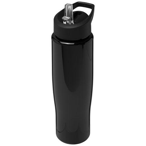 Gourde de sport publicitaire H2O Tempo® 700 ml avec couvercle à bec verseur - Cadeau publicitaire pour le sport