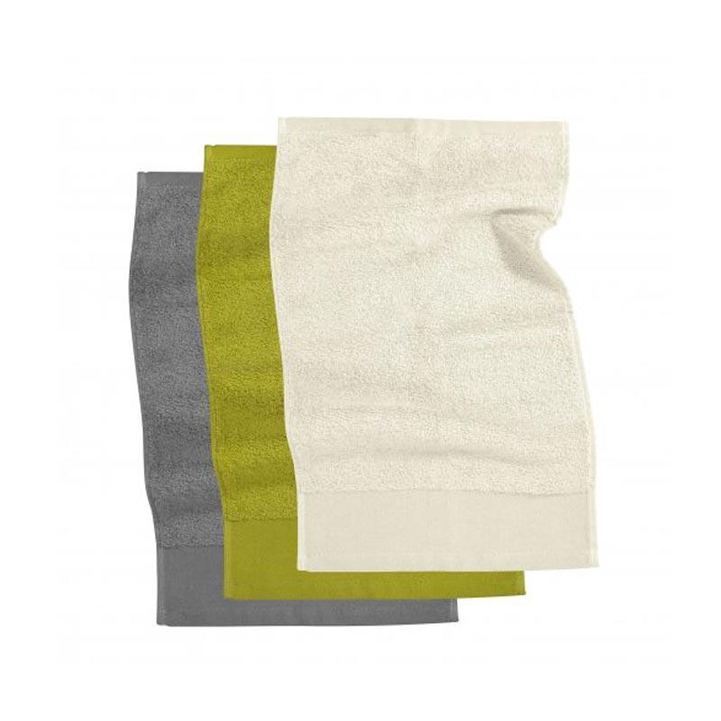 Serviette de toilette publicitaire MIND - Cadeau publicitaire textile