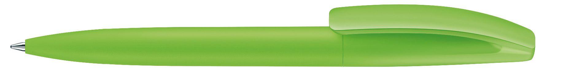 Stylo à bille Bridge soft Touch personnalisé bleu