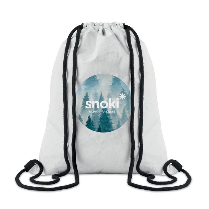 cadeau publicitaire - gym bag publicitaire  Tyvek® TYSHOOP