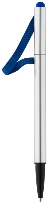 Stylo-stylet publicitaire Stretch - stylo-stylet personnalisable rouge