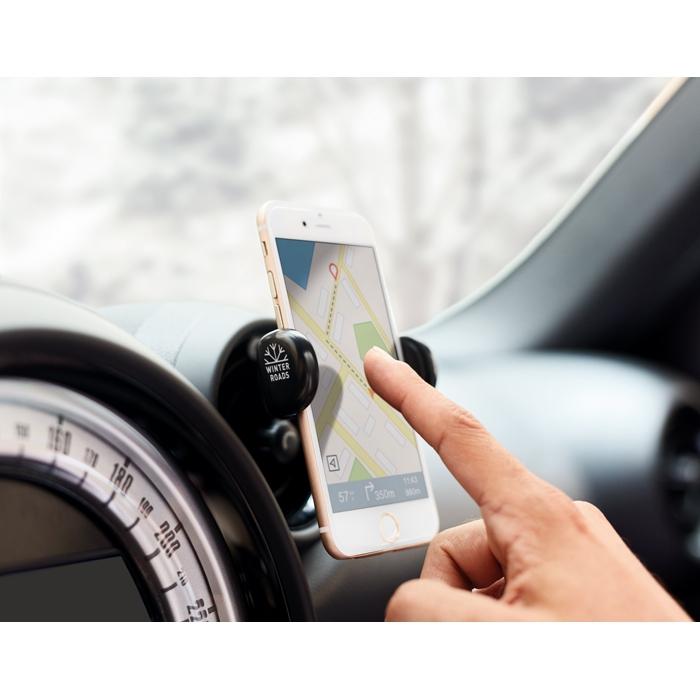 Goodies voiture - Support de téléphone publicitaire pour voiture Flexi