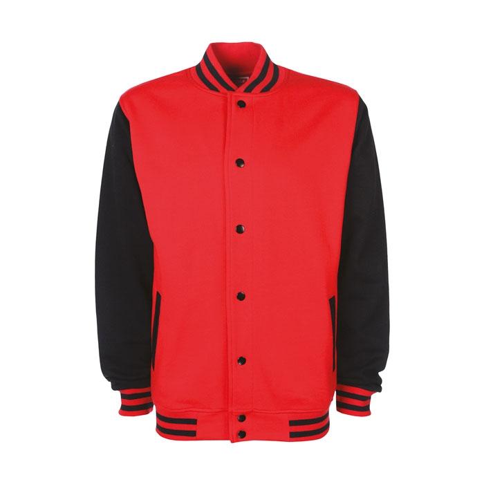 Sweat-shirt publicitaire Varsity 300 g/m² - Textile publicitaire