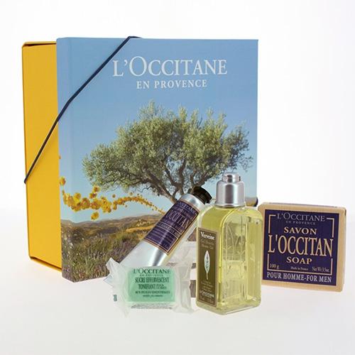 Coffret publicitaire l'occitan - Cadeau publicitaire voyage