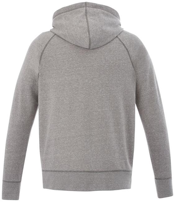 Veste à capuche publicitaire homme Groundie - Objet promotionnel textile