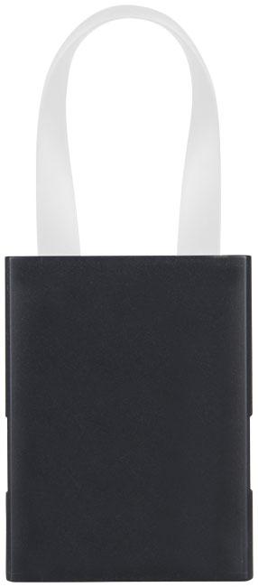 Hub publicitaire USB avec cables 3 en 1 Skilled - hub personnalisable