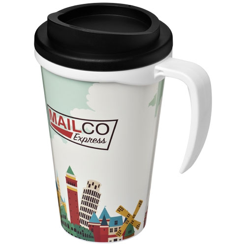 Mug isotherme personnalisable Brite-Americano® grande 350 ml