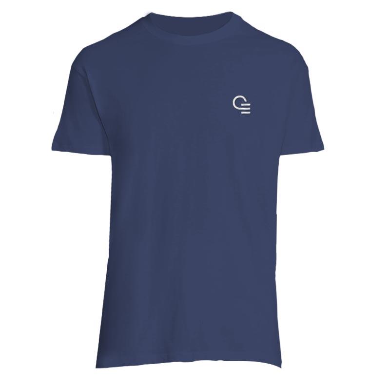tee shirt personnalisé regent - coloris bleu