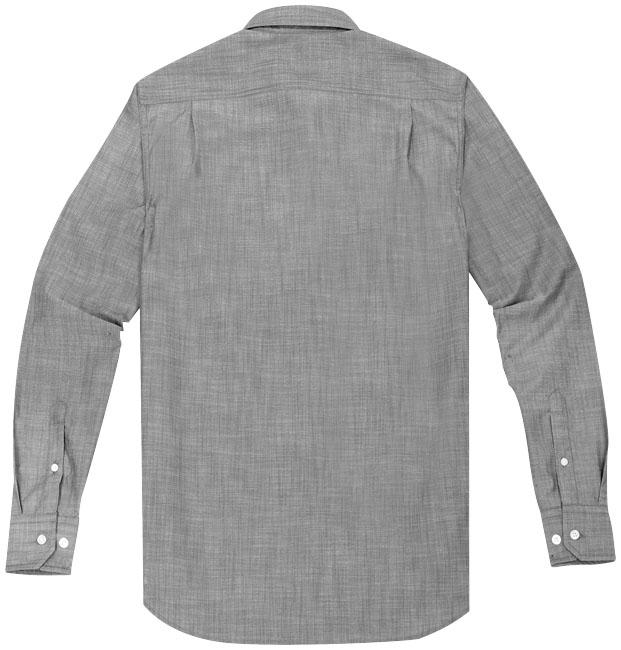 Chemise personnalisée homme Lucky - gris