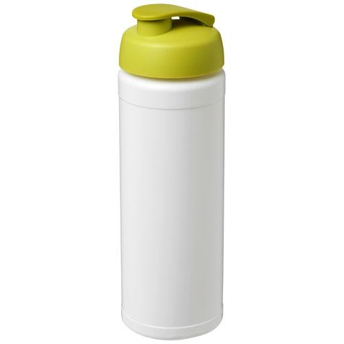 Bouteille de sport publicitaire Baseline® Plus 750 ml avec couvercle à clapet - Bidon sport publicitaire
