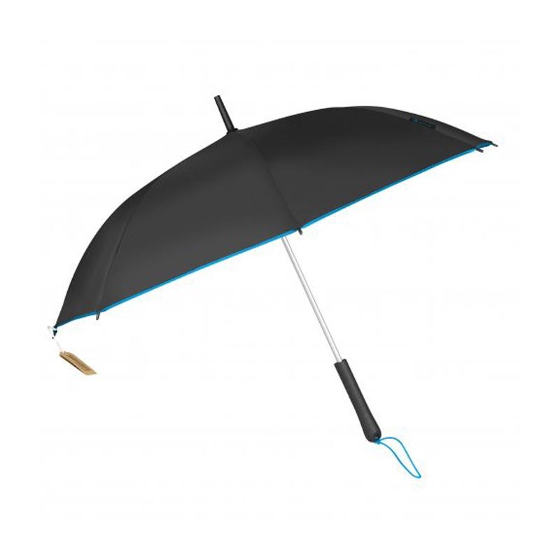 Parapluie publicitaire écologique RPET Andromède - Cadeau d'entreprise