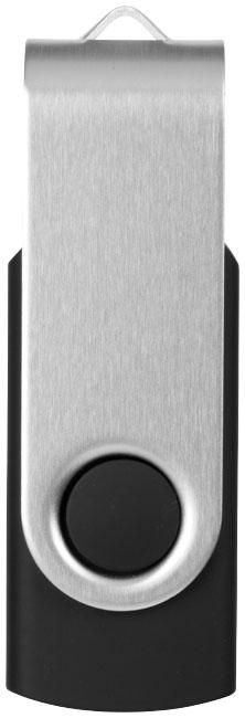 Clé USB publicitaire rotative 16 Go Axis - clé USB personnalisable